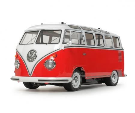 tamiya VW Type 2 (T1) R&W PtBody M-06