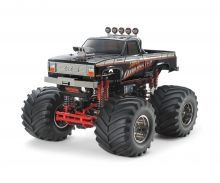 tamiya 1:10 RC Super Cloud Buster Black Edition