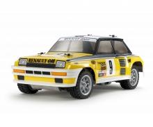 tamiya 1:12 RC Renault 5 Turbo Rally (M-05Ra)