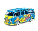 tamiya 1:10 RC VW Bus Type 2 T1  Flower Power