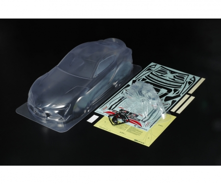 tamiya Body Set LW Toyota G.R. Supra WB257mm
