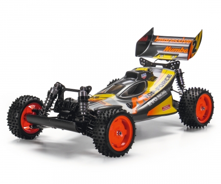 tamiya 1:10 RC Top Force Evolut. (2021) 4WD PB