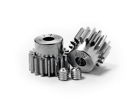 AV Pinion Gear-Set 16/17 Teeth hard.