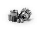 tamiya Pinion Gear-Set 16/17T Alu M0.6