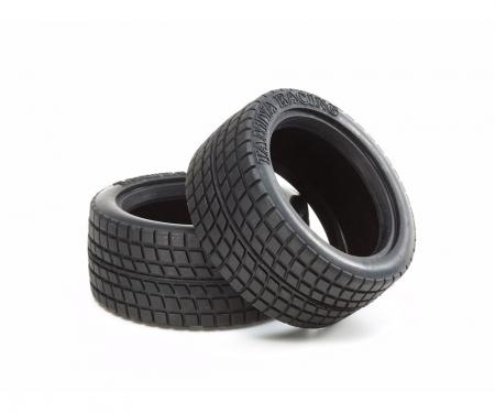 tamiya M-Chassis Radial Tires (2) 54x24 mm Kit