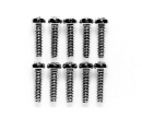 tamiya 2x8mm Tapping Screw (10) Differential