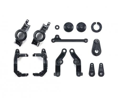 tamiya C-Parts Steering Arm/C-Holder (2)TA03F/R
