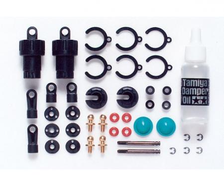 C.V.A II Öldämpfer-Set Extra kurz (2)
