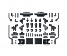 tamiya M03/04 C-Parts Susp.-Arm/Body Mount (4)
