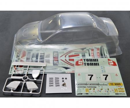 tamiya Body-Set Mitsubishi Lancer Evo VII WRC