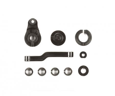 tamiya TT-01/E/R P-Parts Servo Horn/Saver-Set