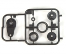 DF-02 Q-Parts Servo-Saver-Set