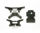 tamiya DF-03 B-Parts Damper Stay front/rear
