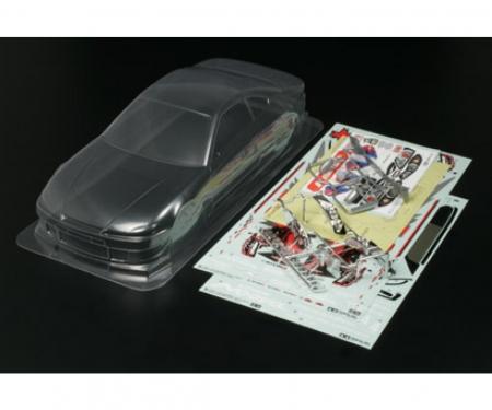tamiya Body-Set NiSMO Coppermix Silvia Drift