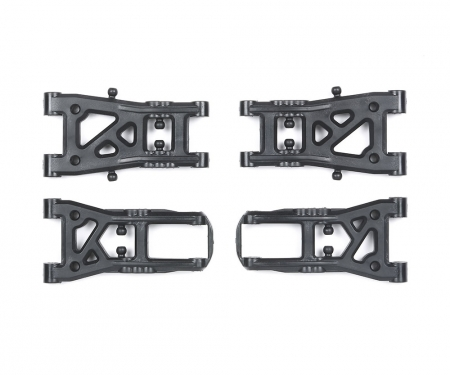 TA05IFS D-Parts Susp. Arm Set fr/re(2+2)