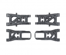 tamiya TA0-5IFS D-Parts Susp. Arms fr/re(2+2)