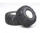 tamiya CR01 Vise Crawler Tires Kit (2)