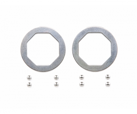 F104 Kugeln/Druckplatten-Satz 3mm (8)Kd.