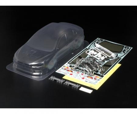 tamiya Body-Set Mitsubishi Lancer EVO X