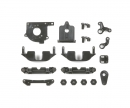 tamiya B-Parts Steering/Battery Holder M-05