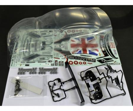 tamiya Body Set Sumo Power GT Nis.GT-R WB257mm