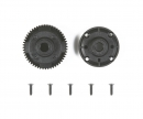 tamiya TA-06 Rear Gear Diff. Case Set 52T