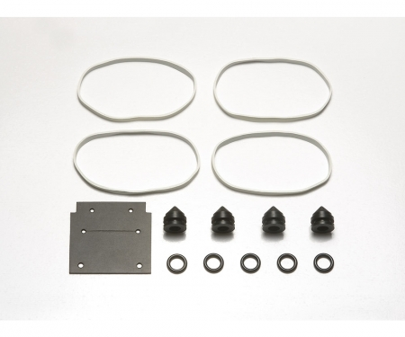 Bruiser R/C Rubber Parts B