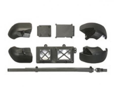 XV-01 L Parts (Wheel Well)