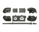 XV-01 L-Teile Spritzschutz
