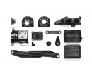 tamiya TT-02 D-Teile Motorhalterung