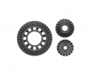 tamiya TB-04 One-way/Gear Dif.Ring Gear Set 40T
