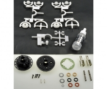 TRF419 Kegeldifferenzial Set L Oil Cap.