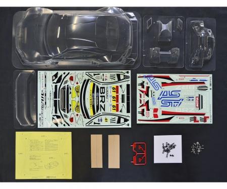 tamiya Body Set Subaru BRZ R&D Sport 2014 Fuji