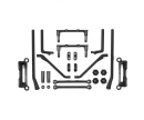 tamiya M-08/M-07 Concept A Parts Body Mt.