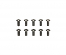 tamiya 3x6mm Steel Hex Head Screws
