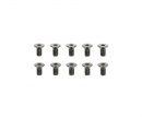 tamiya 3x6mm Steel CS HexHead Screws