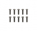 tamiya 3x10mm Steel Hex Head Screws