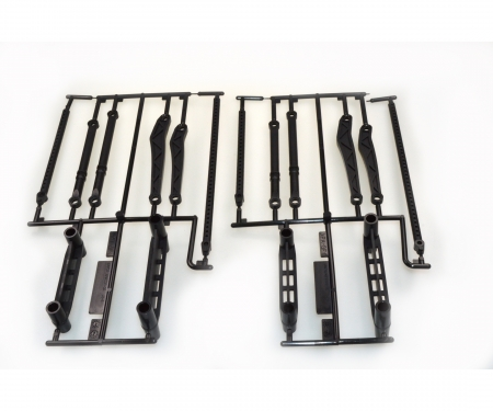 CC-02 J Parts Body Mounts *2