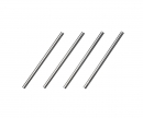 tamiya TRF420 3x43mm Sus Shafts (4) Steel