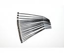 tamiya Kabelbinder Nylon 2,5x100mm (20) schwarz