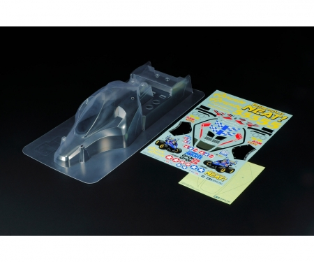 tamiya Body Set Comical Avante (GF-01CB)