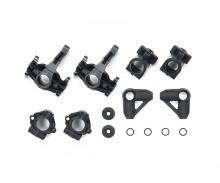 tamiya TD4 C Parts F/R Uprights (2)