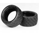 tamiya 1:10 Super G.Radial Tire (2) Wide 30mm