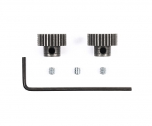 tamiya Steel Pinion Gear 0,4 28/29 T