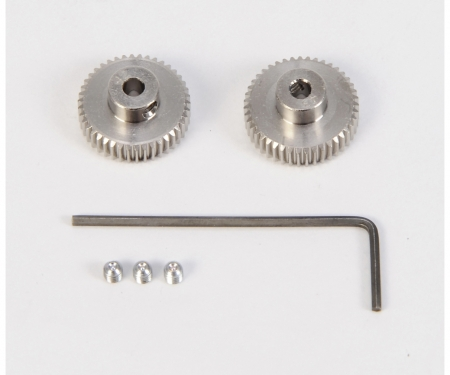 tamiya 0.4 Pinion Gear (42T, 43T)