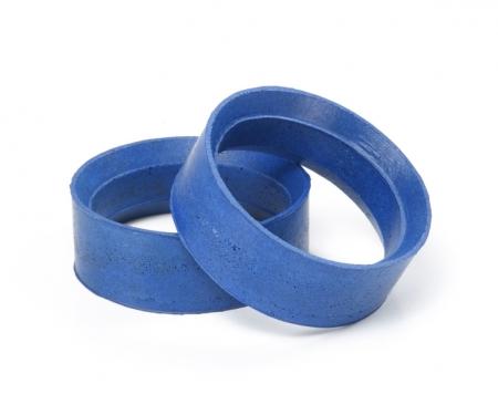 tamiya 1:10 Reifeneinlagen (2) soft 24mm blau