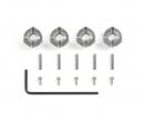tamiya Wheel Hub Clamp Type 6mm (4)