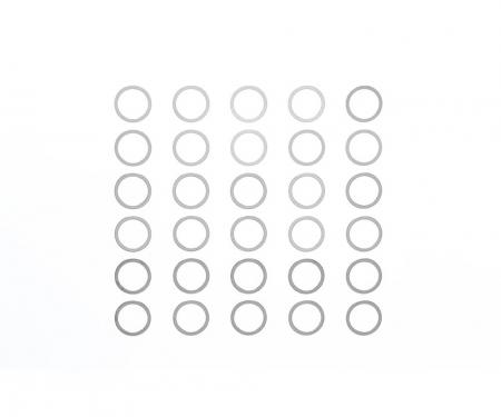 tamiya Shim Set 10mm (10) 0,1-0,3