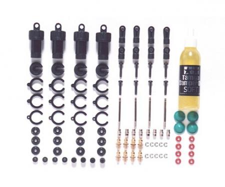 tamiya TT-01/02 Dämpfer-Set (4) CVA MINI