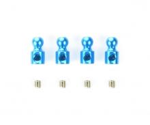 Aluminum Stabilizer End/Blue